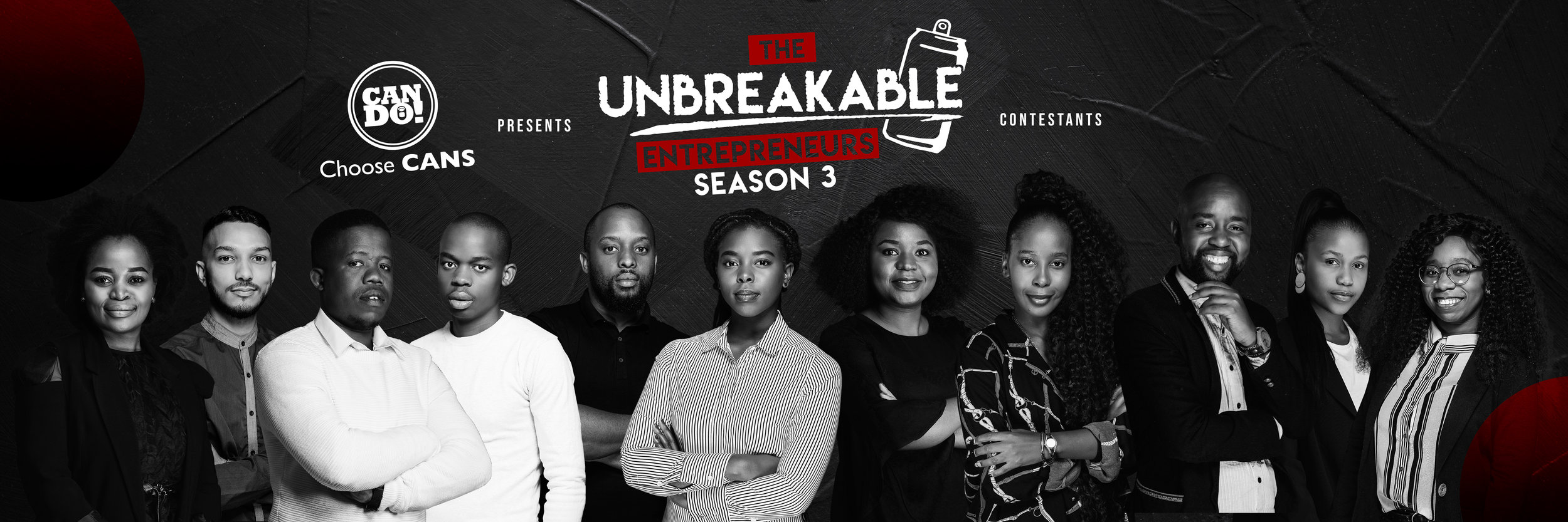 CAN DO! Unbreakable S3: Top 11 Finalists