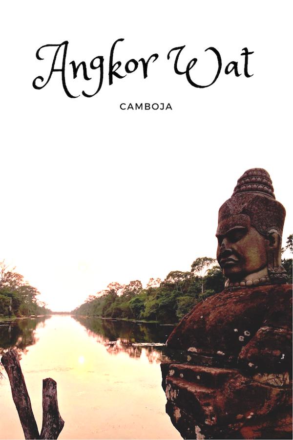 Roteiro para fugir dos turistas em Angkor Wat. Foto: Patti Neves