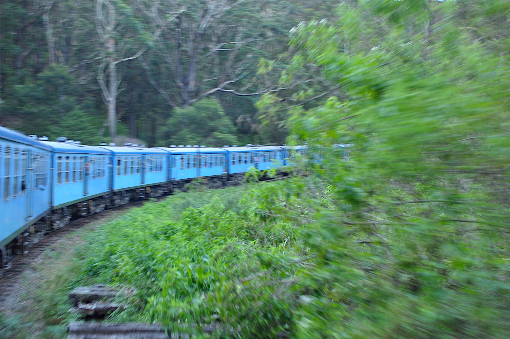 Nuwara-Eliya - Ella, Sri Lanka. Foto: David Mattatia