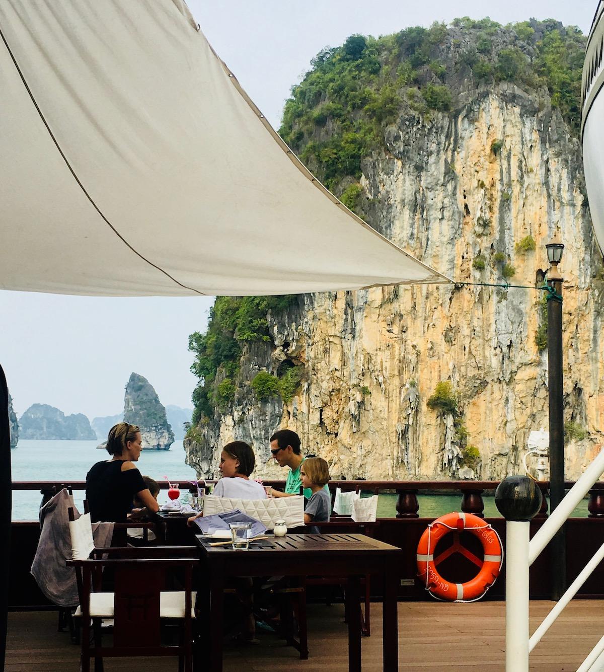 Bai Tu Long, Vietnã. Foto: Patti neves