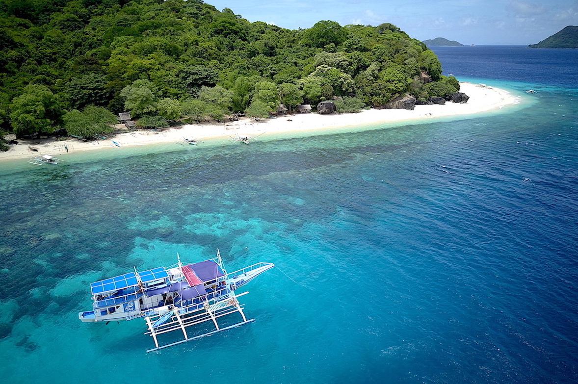 Expedição TAO nas ilha remotas de Palawan, Filipinas. Foto: Patti Neves