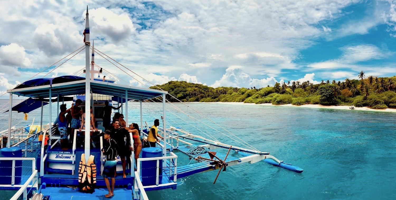 Expedição TAO nas ilhas de Palawan, Filipinas. Foto: Patti Neves