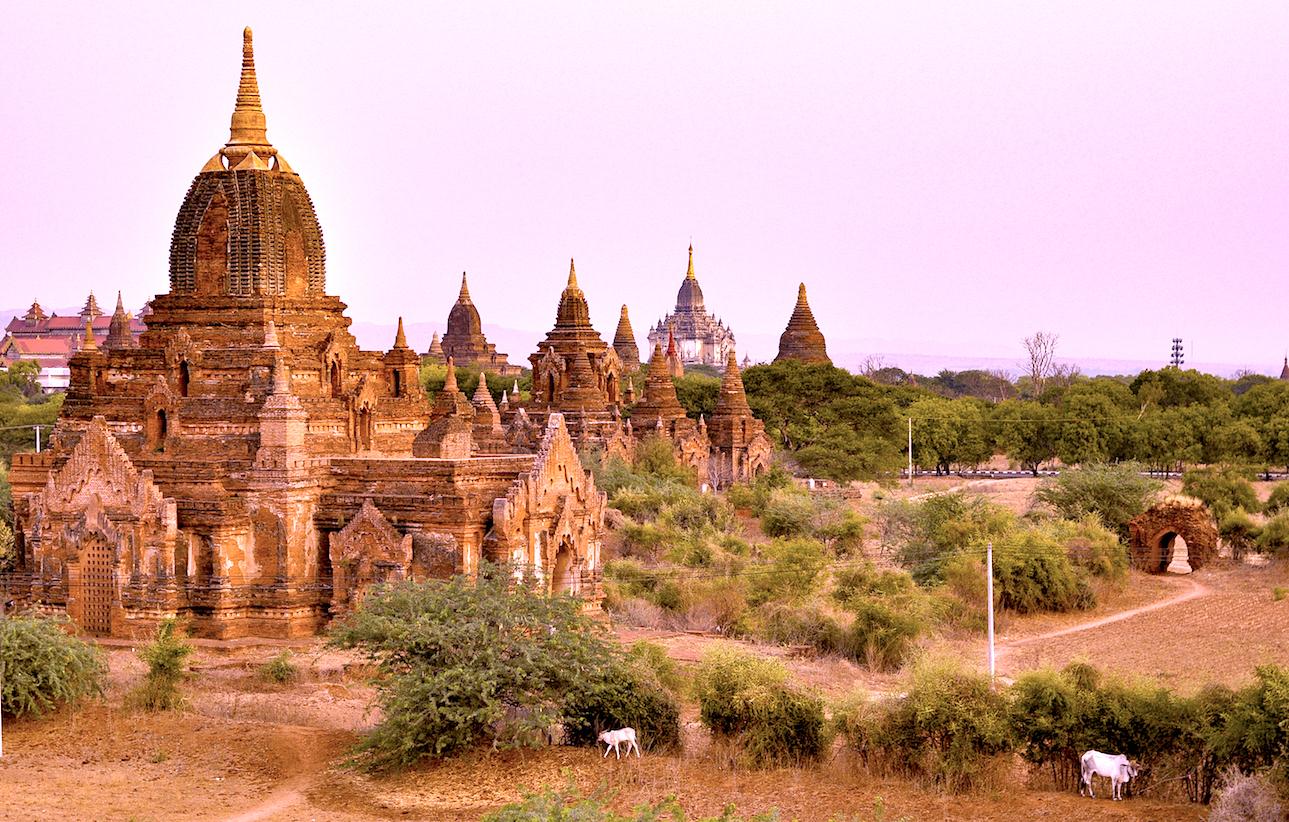 Templos imperdíveis de Bagan. Por onde começar?