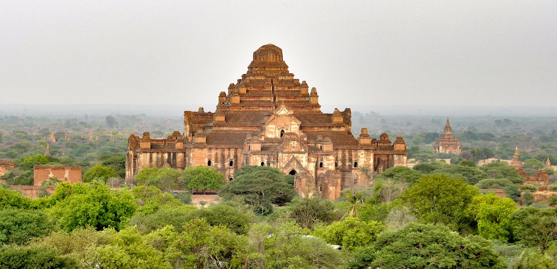 Dhammayangy, o templo mal-assombrado. Foto: David Mattatia