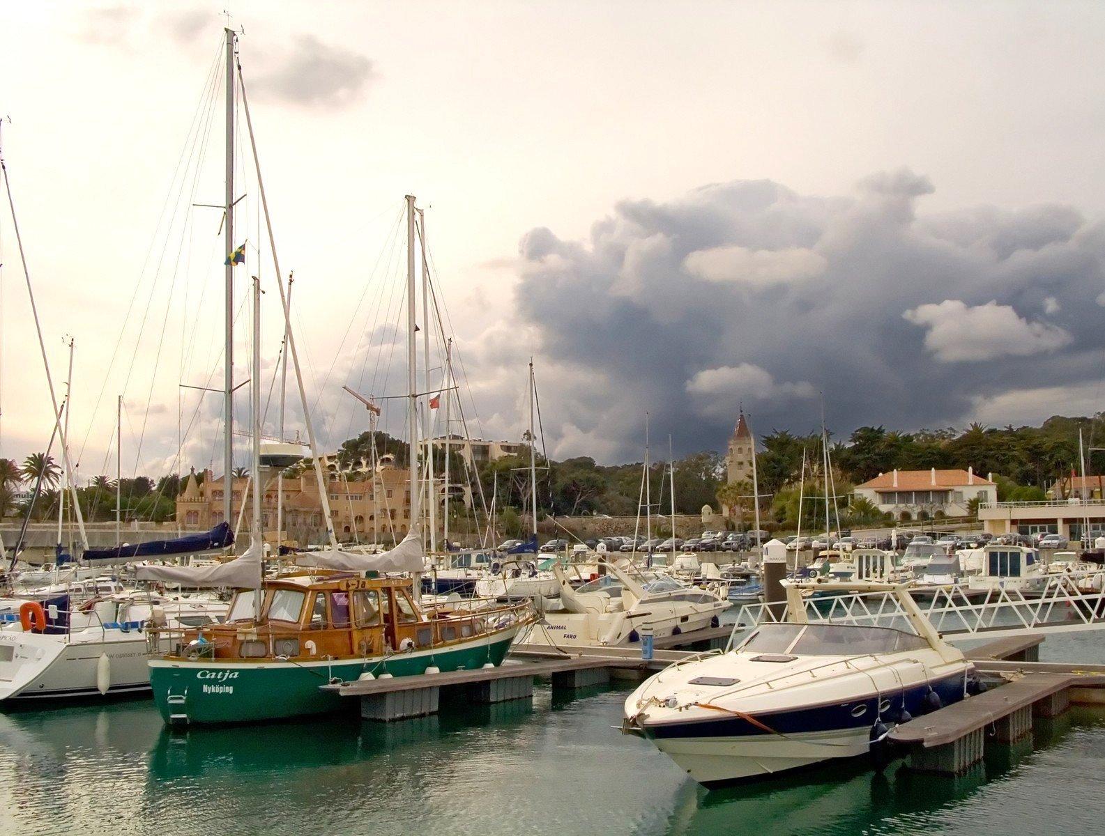 Marina de Cascais, Portugal. Foto: freeimages