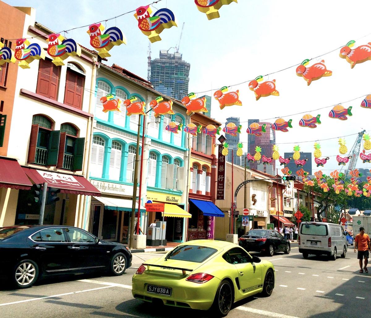 Chinatown. Foto: Patti Neves