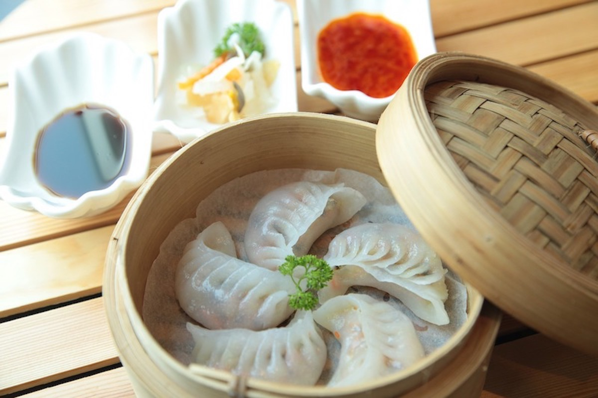 Dim sum, servido no Xiaolong. Foto: Pixabay