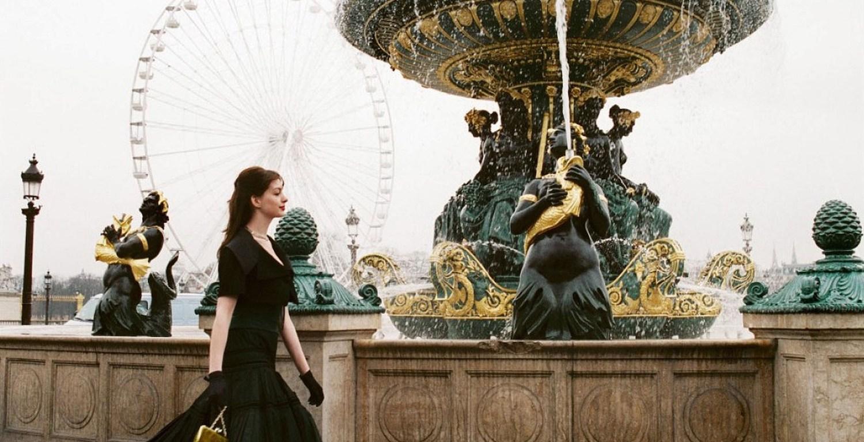 Andy (Anne Hathaway), em O Diabo Veste Prada.