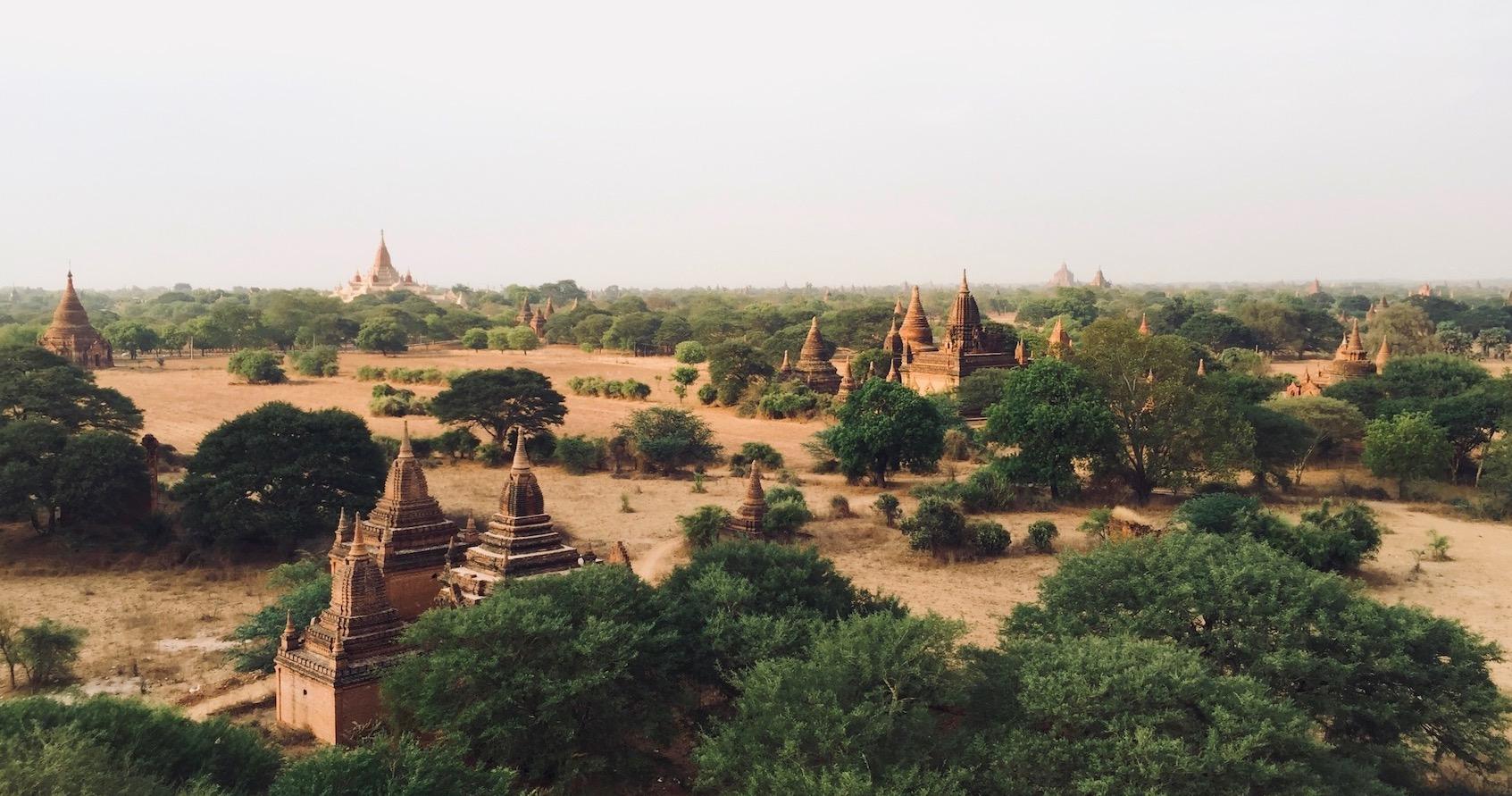 Bagan, Myanmar. Photo: Patti Neves