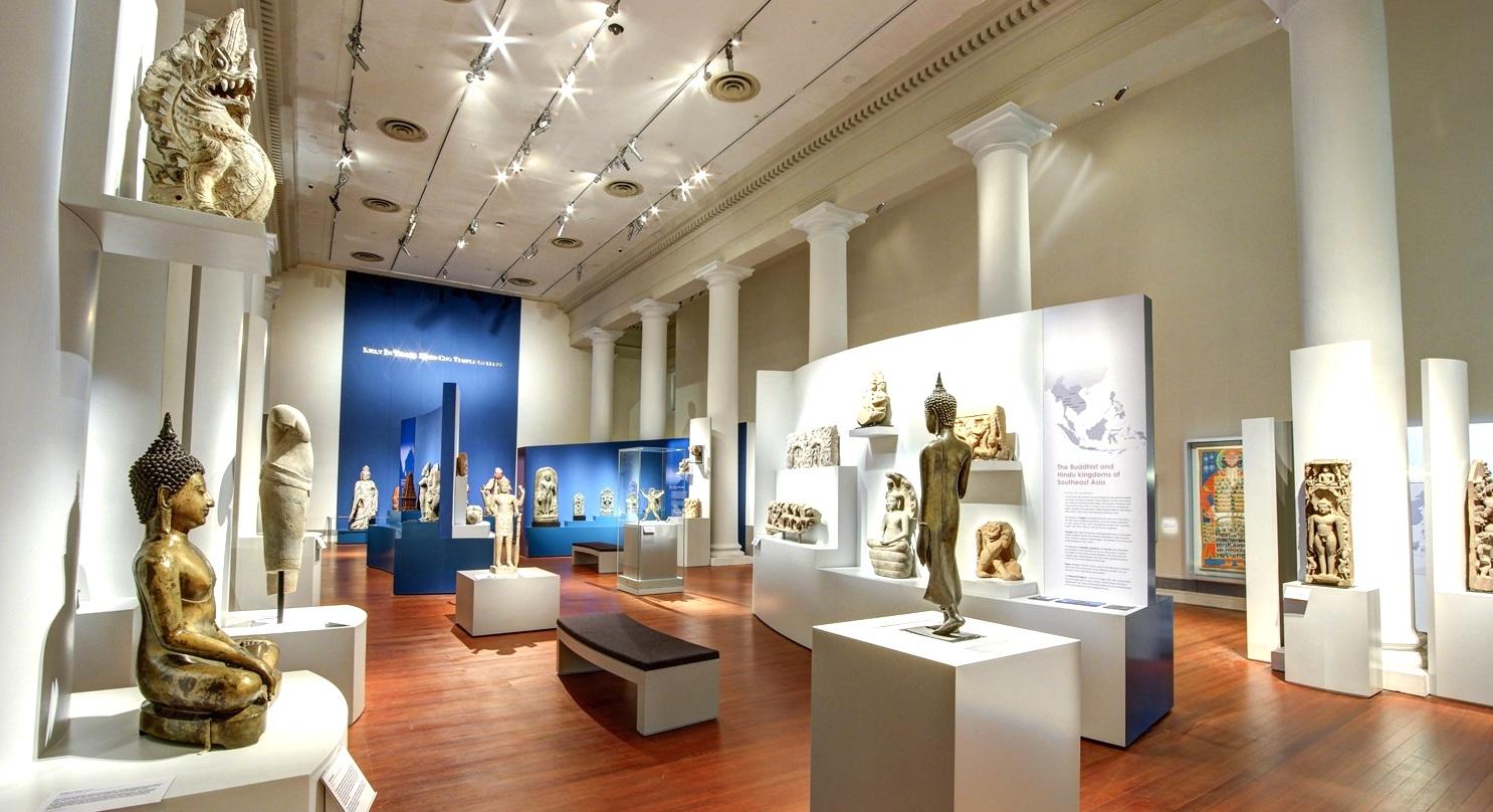 Galeria  Ancient Religions II . Foto: ACM