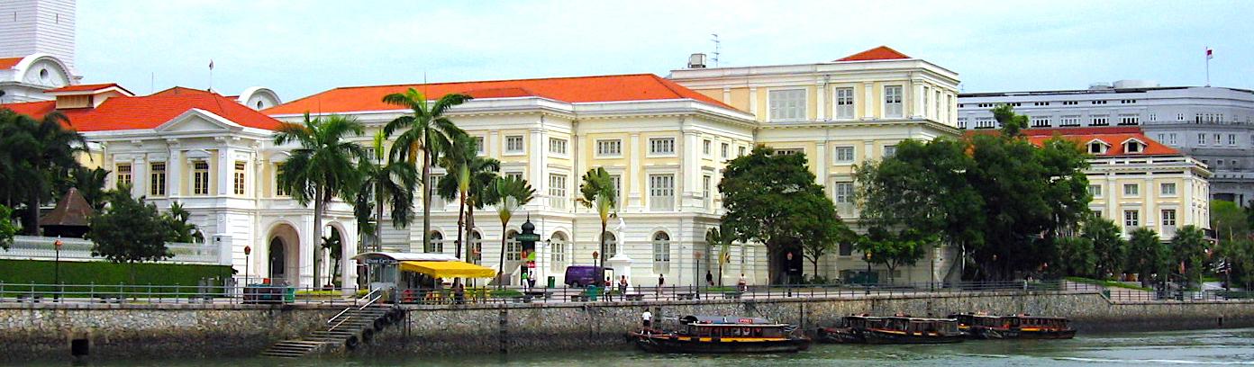 Museu das Civilizações Asiáticas de Singapura.