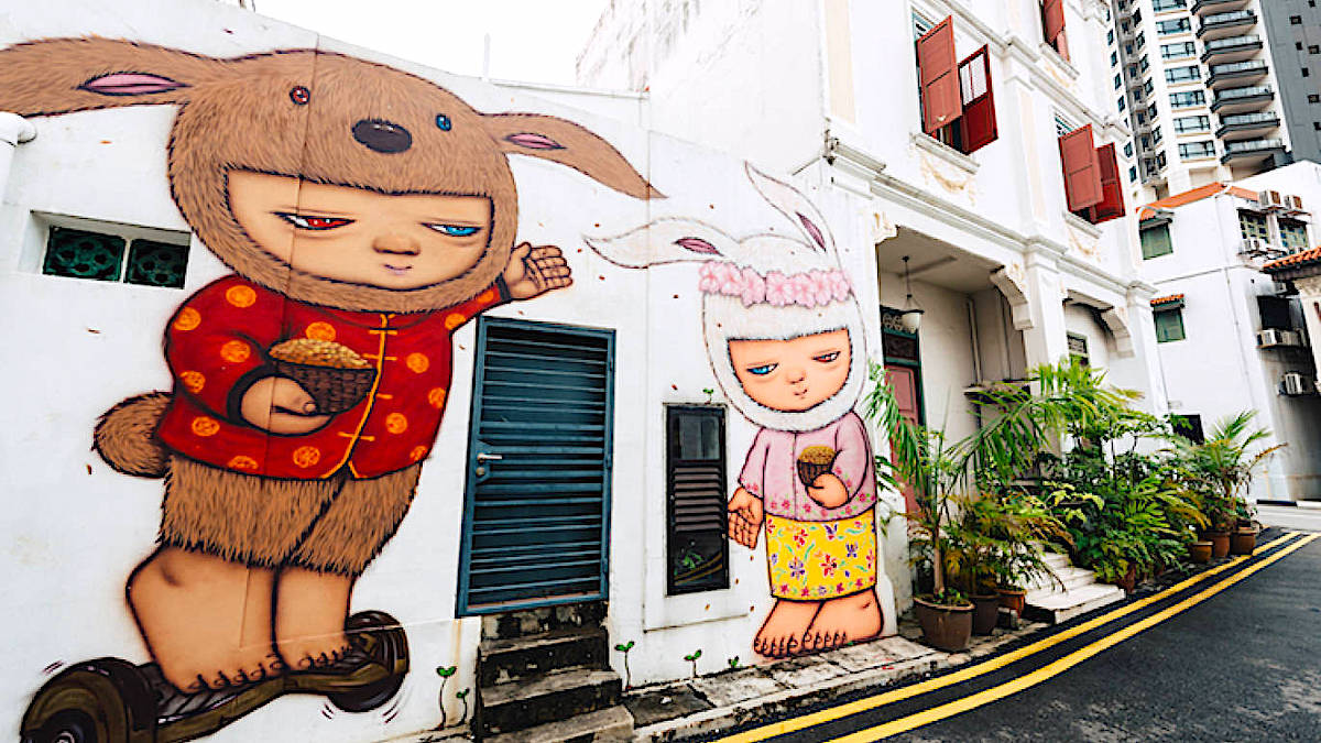 Street Art & Food Tour