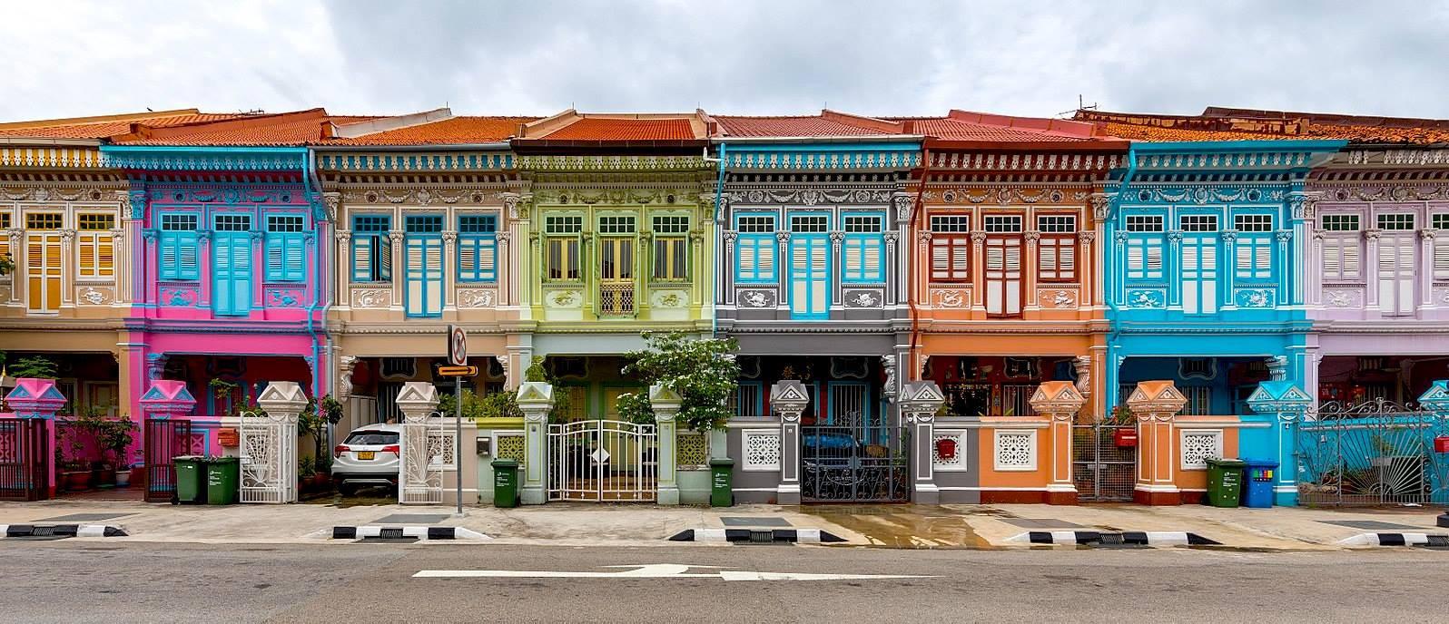 Joo Chiat, bairro de Singapura.