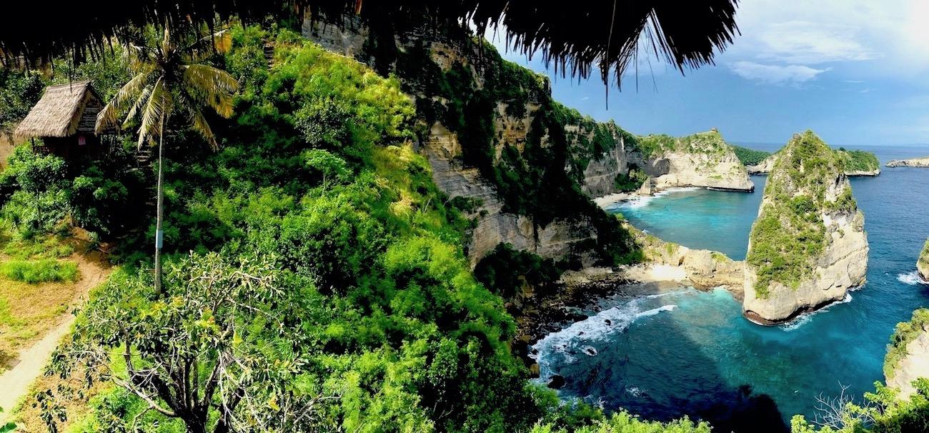 Nusa Penida. Foto: Patti Neves