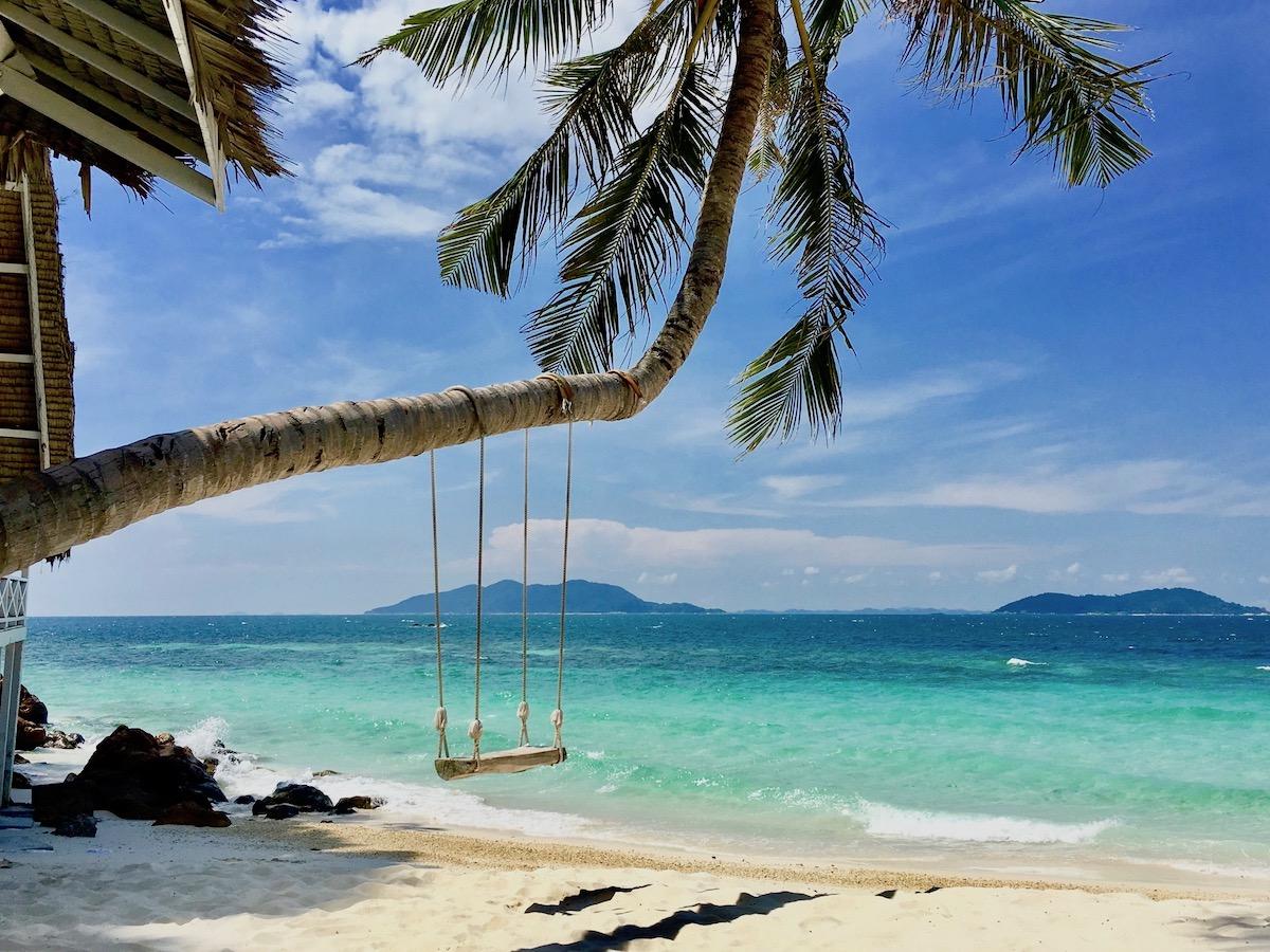 Rawa Island. Foto: Patti Neves