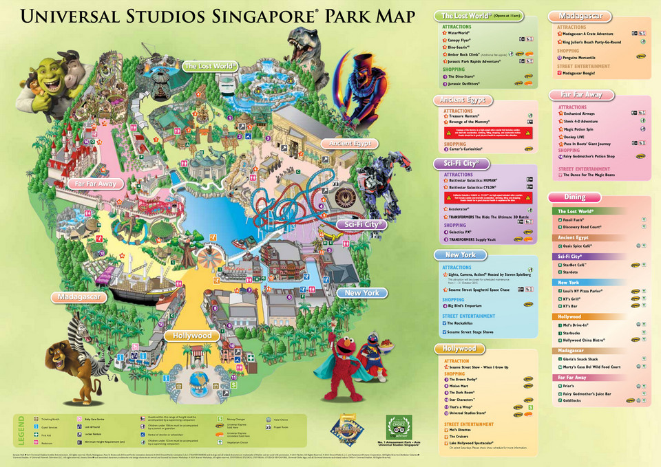 universal-studios-em-singapura-ilha-de-sentosa