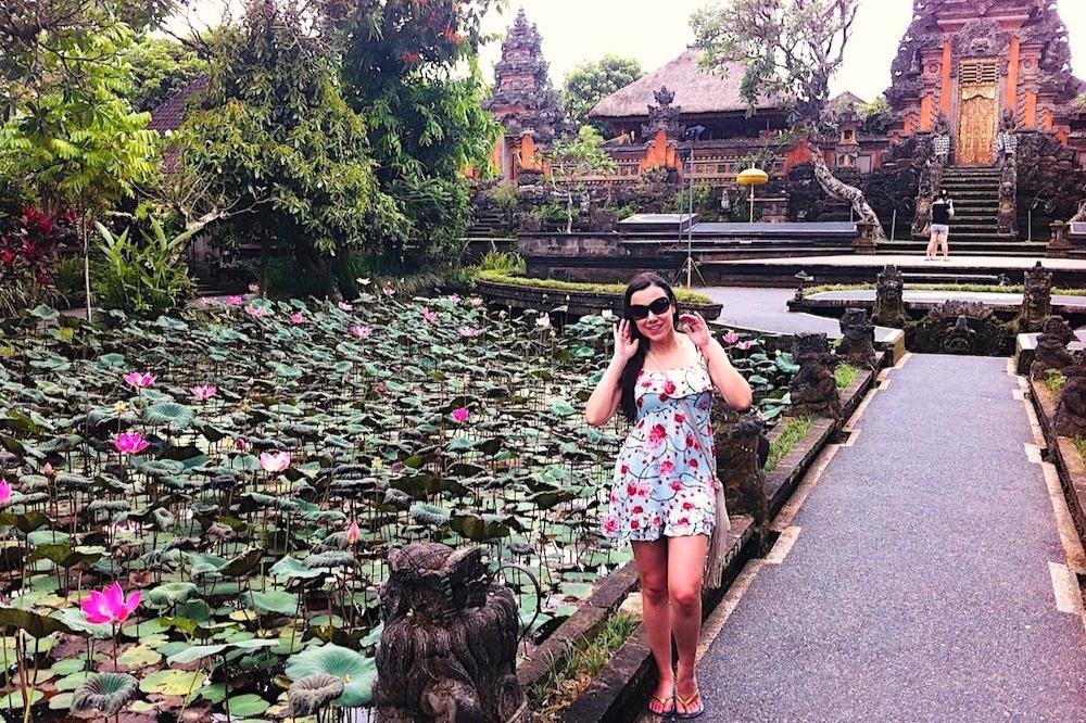 Minha primeira vez em Bali, há 8 anos: roupa certa ou errada?