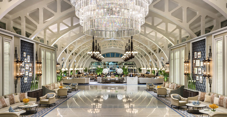 THE CLIFFORD PIER | FOTO:  FULLERTON HOTELS