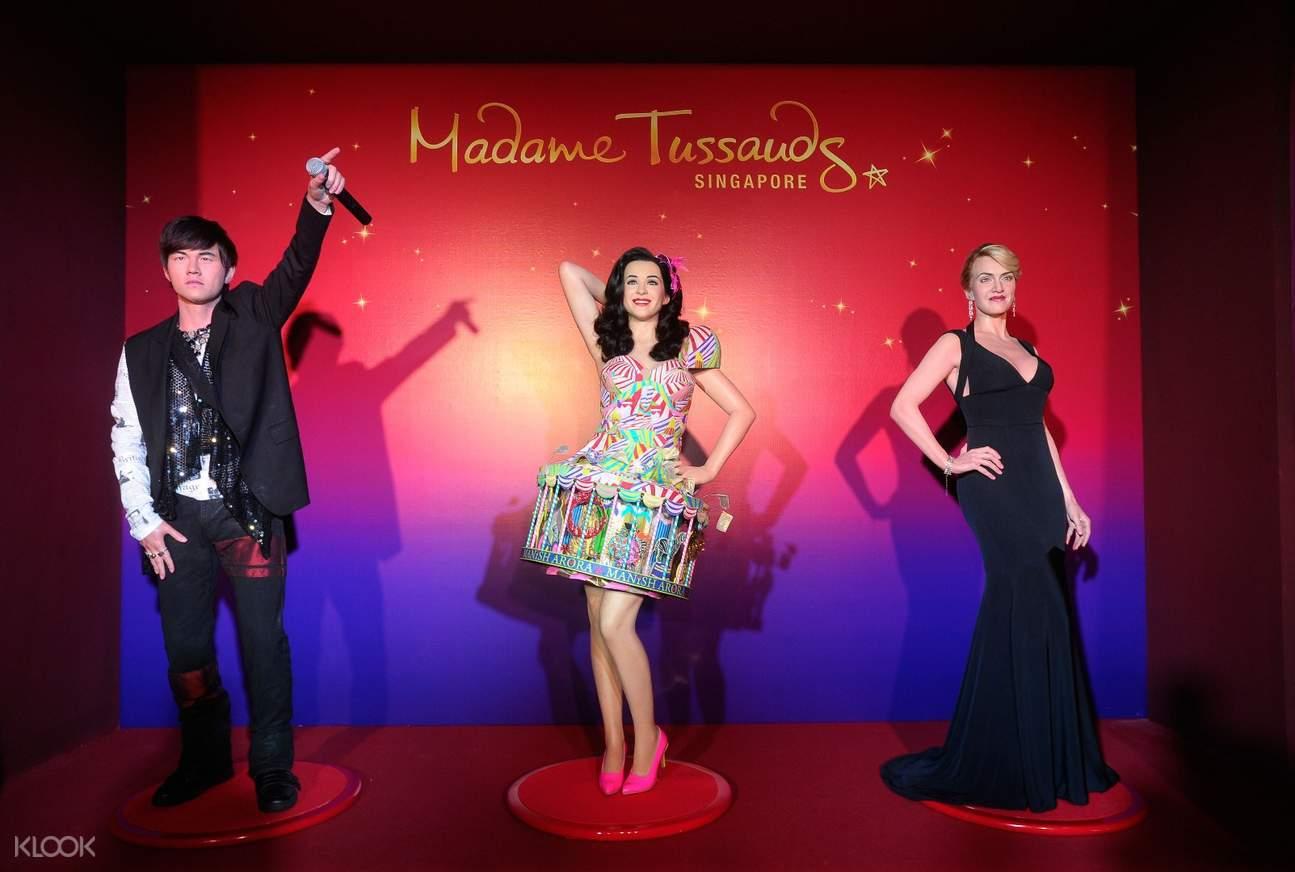 Singapore's Madame Tussaud - O museu de cera mais famoso do mundo, versão asiática!