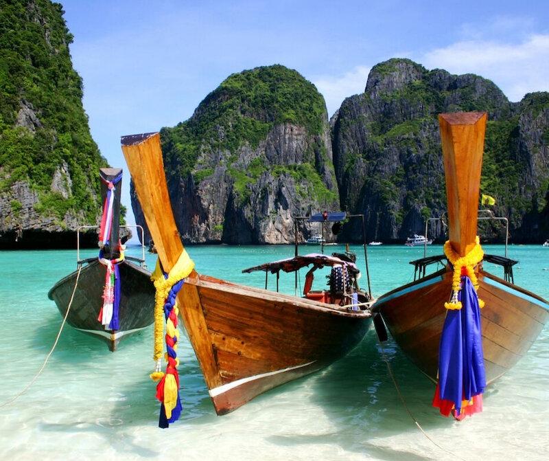 Tailândia viagem dos sonhos?