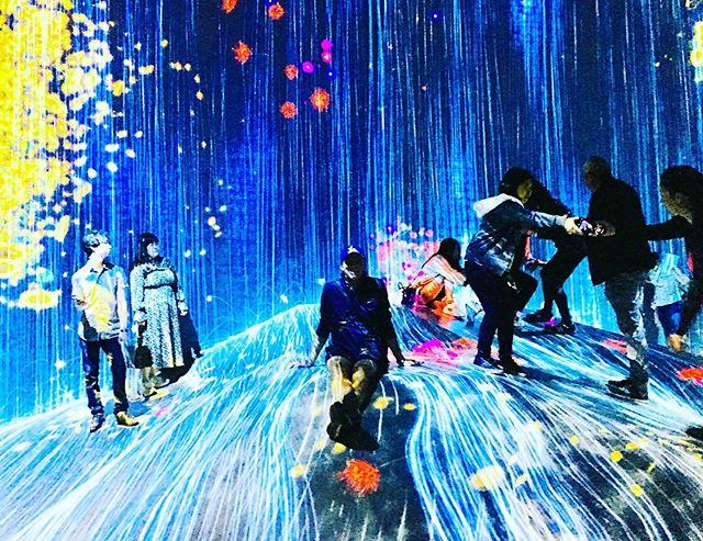🇯🇵 Mudando de pato pra ganso, voamos da Grécia pro Japão e a viagem mudou radicalmente! Já é a terceira vez que passamos por aqui, mas o tempo nunca parece ser o suficiente. . Estaremos aqui pelos próximos 10 dias, visitando amigos japoneses e descansando... Quem é que já veio visitar o museu digital @teamlab_borderless ? Experiência recomendadíssima! . Já estou sofrendo por não conseguir fazer tudo o que queria em Tóquio (mais uma vez 🙄)! . #digitalart #lights #exhbit #teamlabborderless #teamlab #tokyo #japaneseness #japanesestyle #japan #art #borderless #revistaqualviagem #viagemtop #viajarepreciso #viajarfazbem #amazingplaces #aroundtheworld #morarfora #morarforadobrasil #crazyrealities #sourbbv #blogdeviagem #brasileirasnoexterior