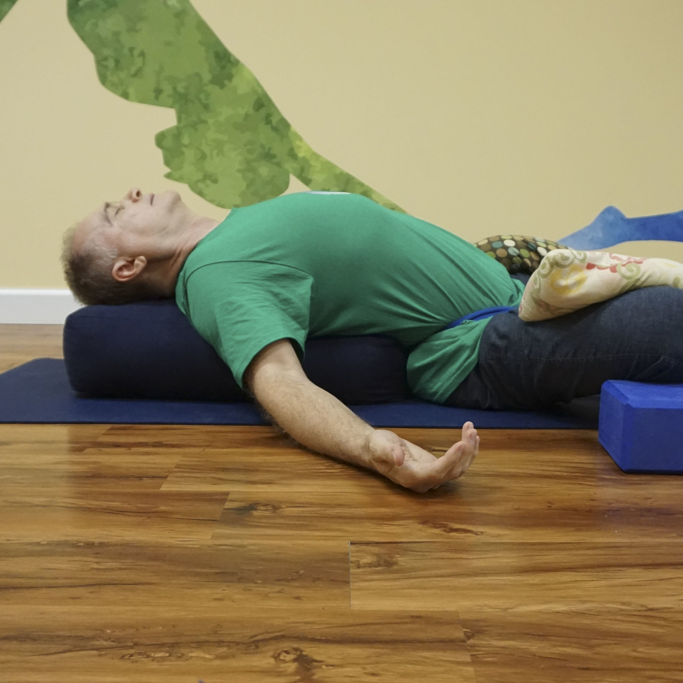 Restorative  A deeply soothing and healing experience for mind and body. Click to read more!