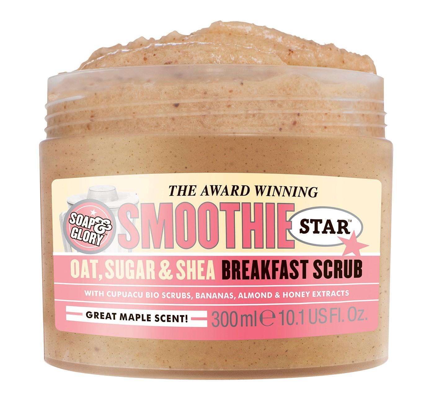 Soap&Glory Smoothie Star Breakfast Scrub