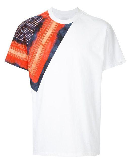 yoshiokubo-White-Shibori-Bandana-Print-T-shirt.jpg