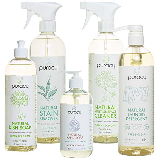 Puracy Home Cleaning Set