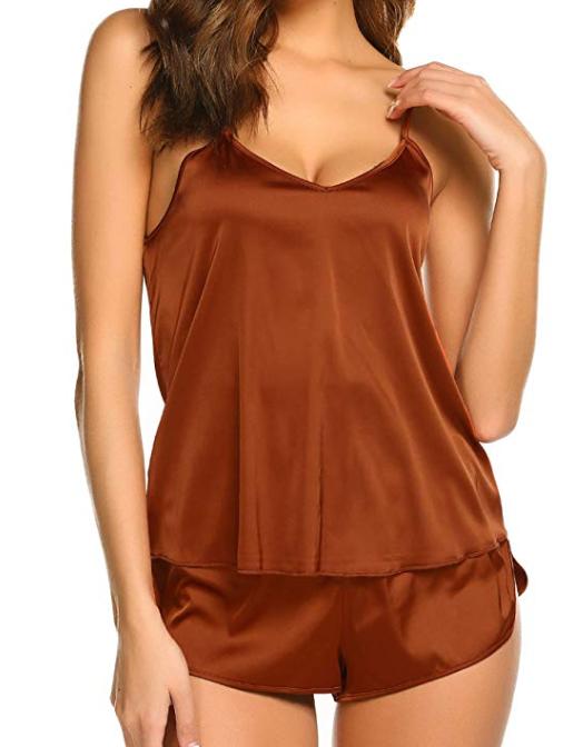 2019-03-05 13_06_20-Ekouaer Sleepwear Womens Sexy Lingerie Satin Pajamas Cami Shorts Set Nightwear X.png