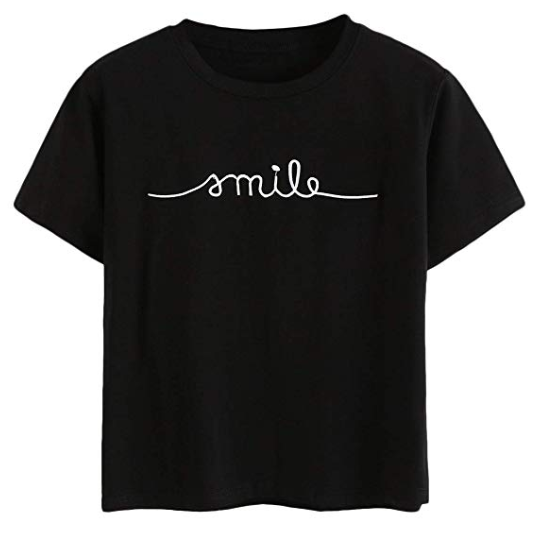2019-03-05 12_57_51-SheIn Women's Casual Cute Graphic Crew Neck Tops Short Sleeve Tees at Amazon Wom.png