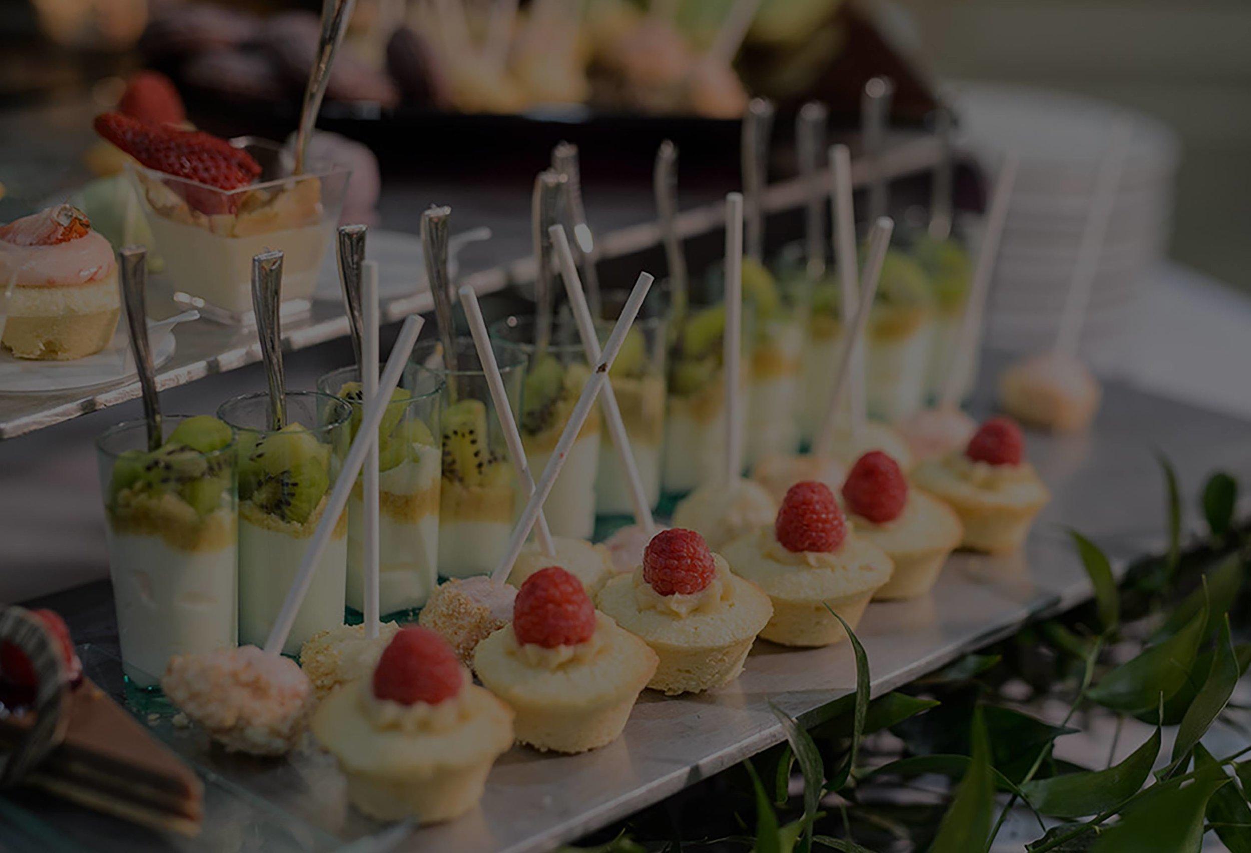 - Weddings & Receptions