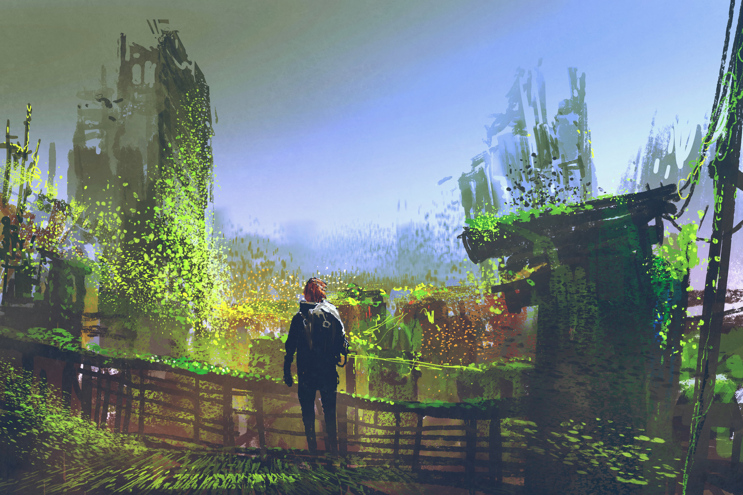 man-standing-on-old-bridge-in-overgrown-city-669548906_4500x3000.jpeg