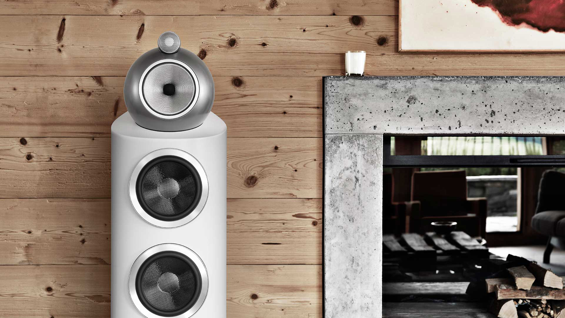 New 800 Diamond Series by Bowers & Wilkins - It did not improve by chance. It improved by change.868 changes to be precise.