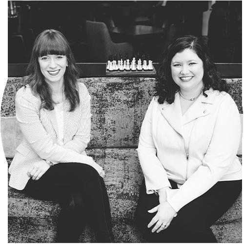 Pantsuit Politics: - Beth Silvers & Sarah Stewart Holland