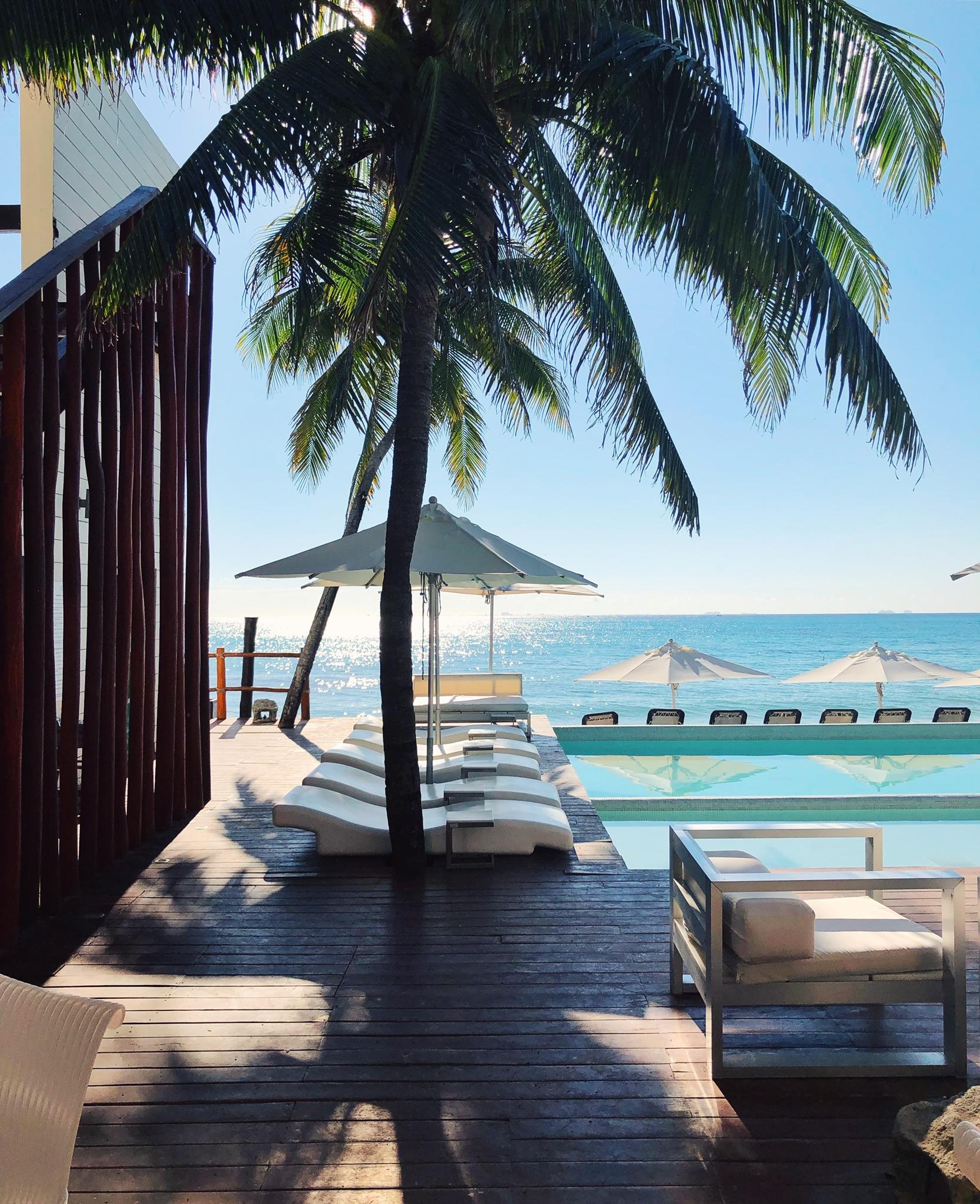 surprise travel. vacation to beach destination. trip to resort.