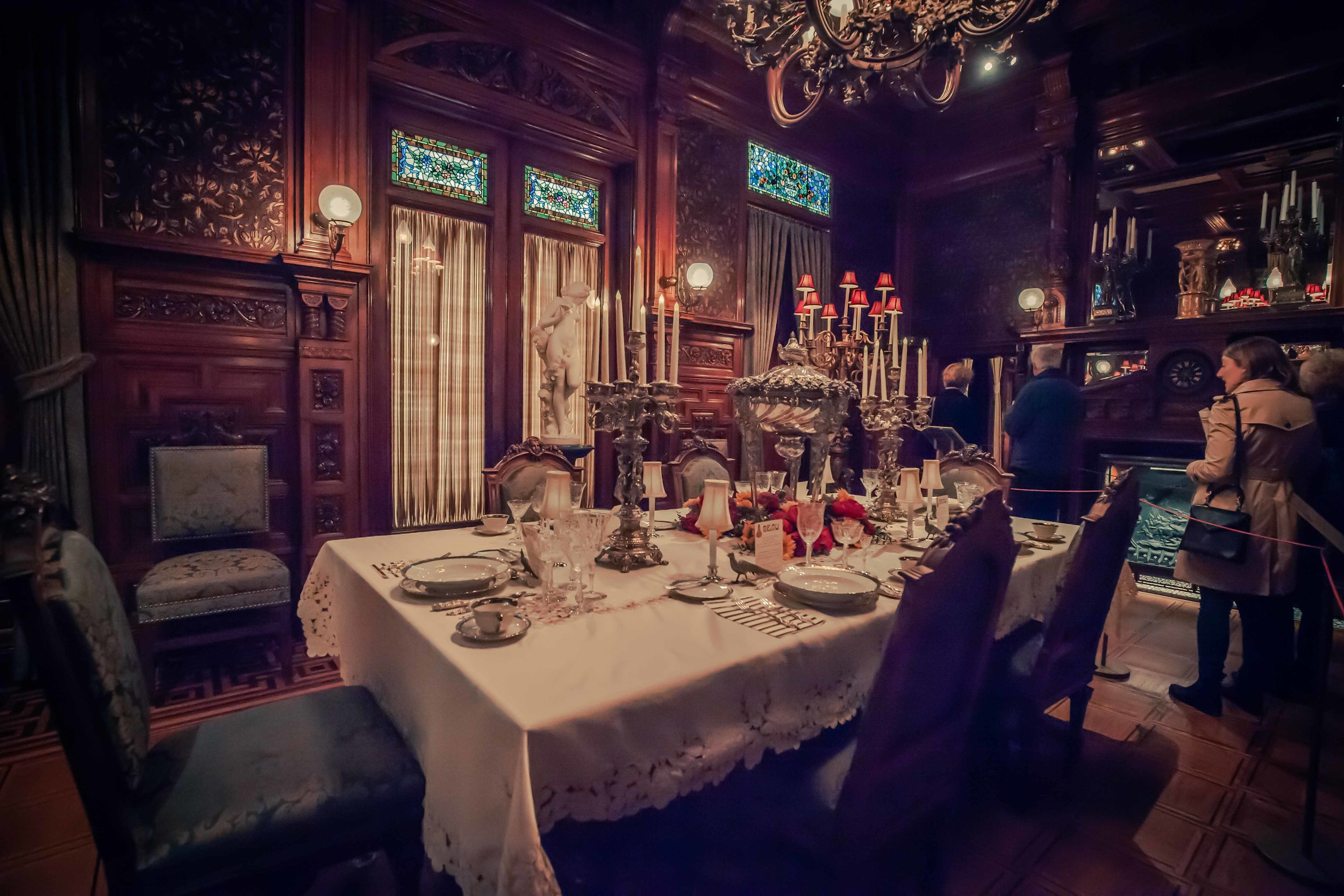 Interior of a Chicago Mansion - Chicago 2018