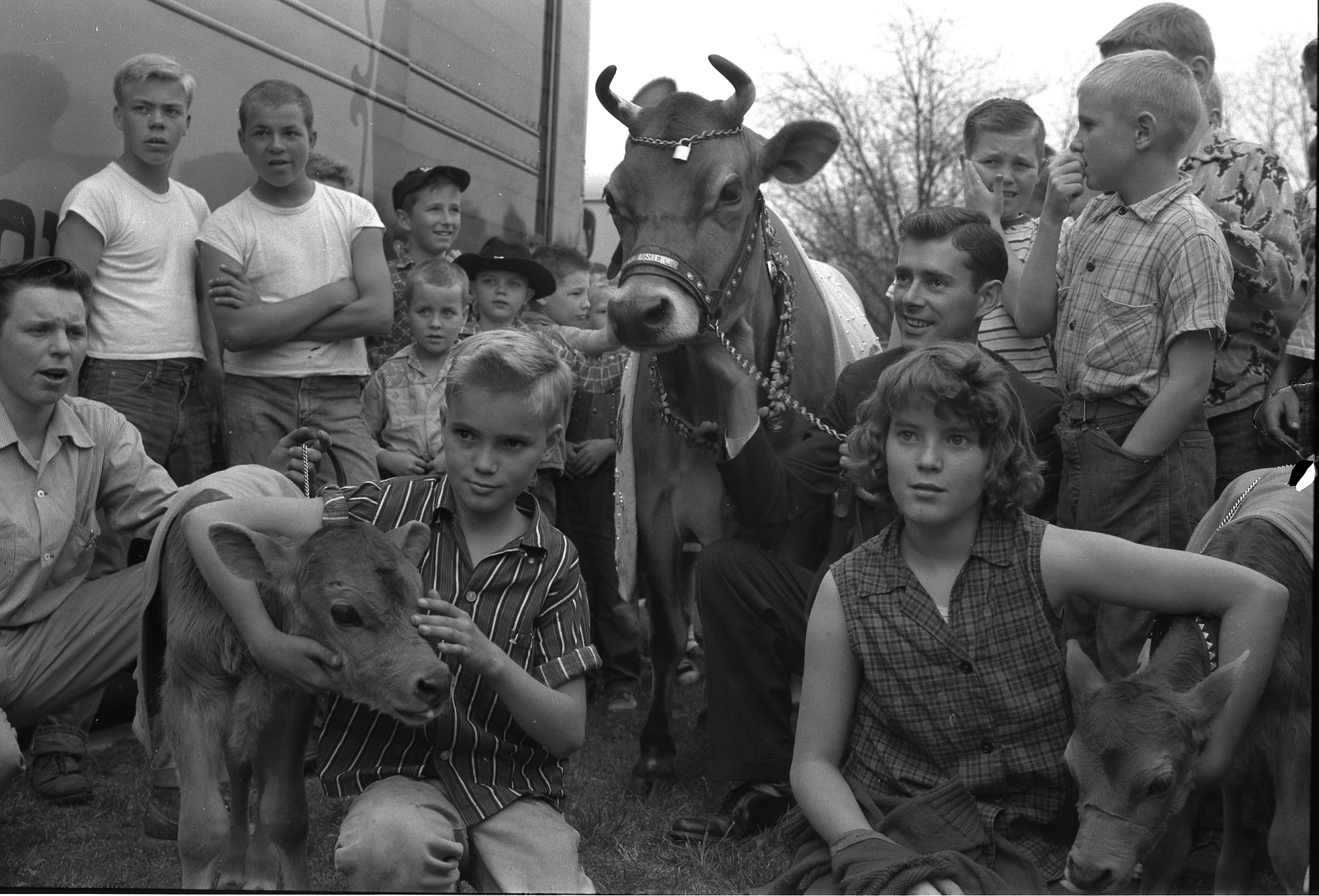 Epworth Children's Home  ©1957 Columbia, SC
