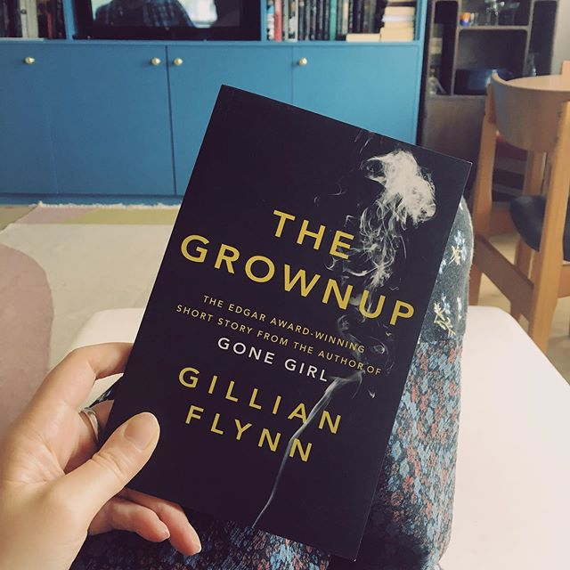 Honestly too hot right now to do anything other than lie in front of my fan, and watch the second season of Workin Moms, but that doesn't mean I can't contemplate a new read 🔥📺📚 • • • • • • • #gillianflynn #thegrownup #bookstagram #booksofinstagram #amreading #currentlyreading #igreads #igreaders #igbooks #booklovers #booklife  #bookporn #lovetoread #lovebooks #booksandbeans #booksarelife #bookcommunity #culturetripbooks #greatreads #readmorebooks #booksofinsta #bookoftheday #vscobooks #bookpassion #bookobsessed #alwaysreading #booksbooksbooks