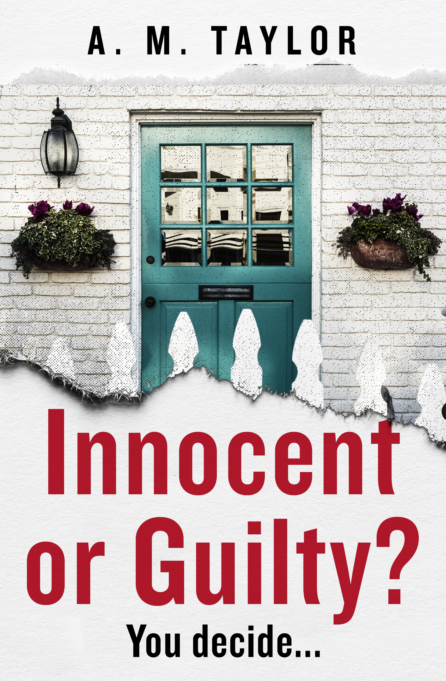 Innocent or Guilty? - A gripping psychological thriller full of twists and turns!Is the right person behind bars?One morning ten years ago, the town of Twin Rivers changed forever when the body of Tyler Washington was found in the woods. Son of the mayor, star of the high school basketball team – his death struck right at the heart of this tight-knit community.For Olivia Hall, Tyler's death heralded the start of her own personal nightmare – her twin brother, Ethan, was arrested for Tyler's murder. Ten years later, Ethan is still in jail. Olivia is convinced he is innocent, and now, a true crime podcast has taken up his case.As the podcast digs deeper, secrets, lies and shocking revelations are all uncovered. For the first time, Olivia dares to hope that Ethan may be set free. But if he didn't kill Tyler, who did? And how far will they go to keep their secrets safe?Perfect for fans of podcasts Serial, Happy Face and The Teacher's Pet, and TV shows Making a Murderer, Staircase and Dirty John'A.M.Taylor hits her stride with this fast-paced flashback mystery where legal thriller meets true crime podcast' Rachel Sargeant, author of The Perfect NeighboursOut September 28, 2019Pre-order your copy now