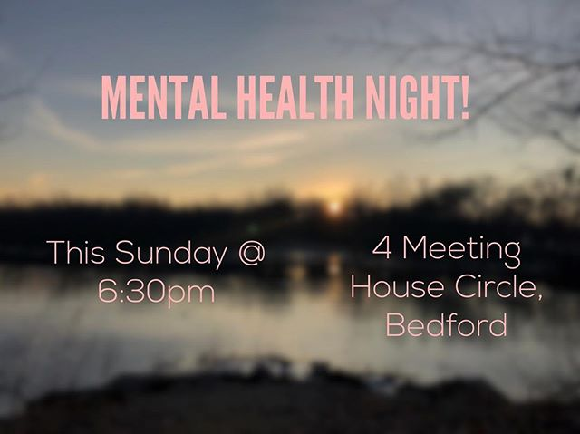This Sunday night, get REAL answers on how to help others and help yourself in the midst of mental illness. This WON'T be a boring 2-hour lecture, it'll be interactive, interesting, and helpful! Don't miss it!