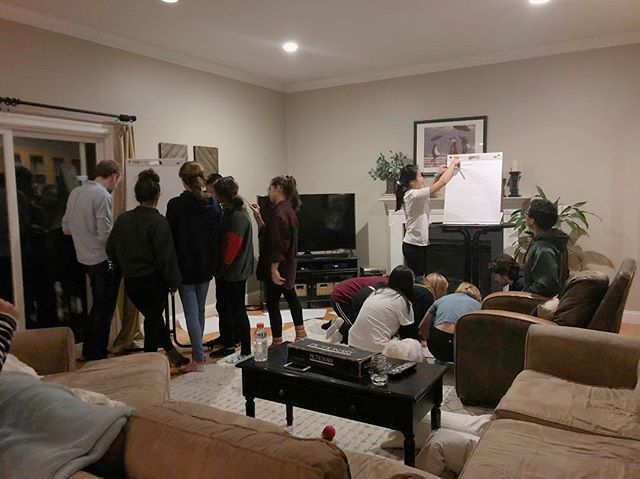 Hey people! The last time we met for Youth House, we had such a success with our Mental Health Night. Come on back this Sunday at 6:30pm for another great time!