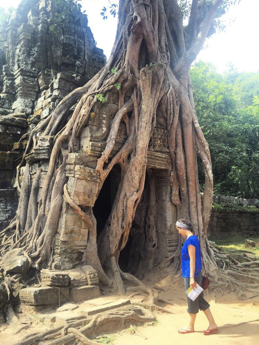 En 2015 hice Singapur, Camboya y Filipinas - É PI CO