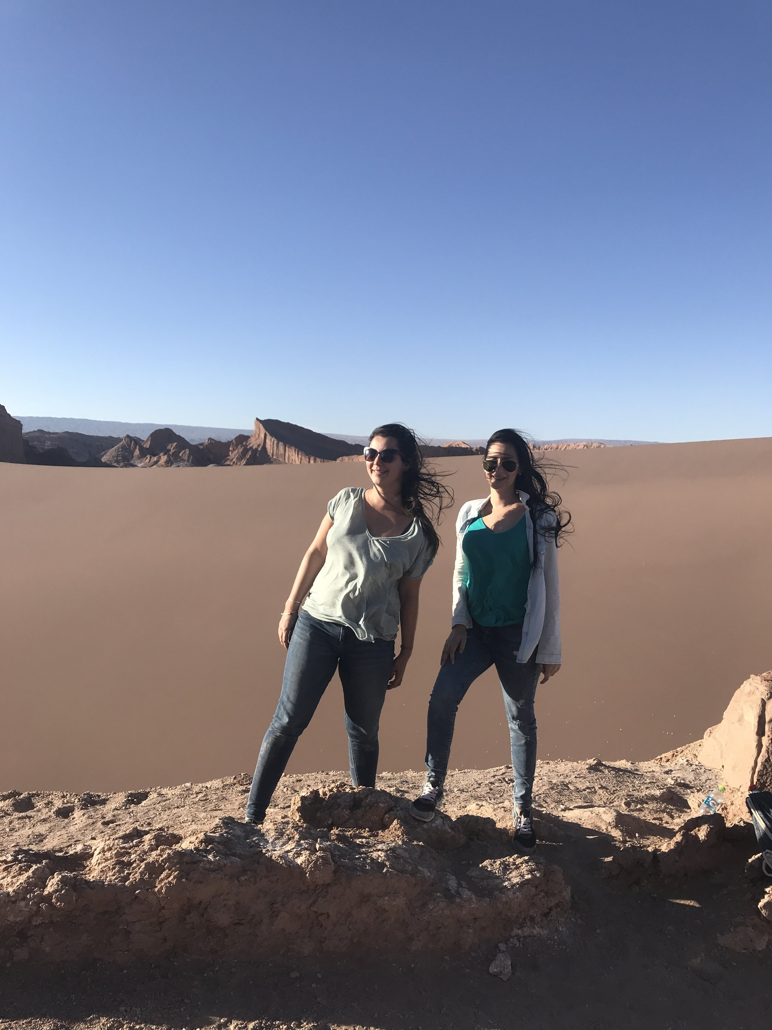 Atacama es RA JA DO