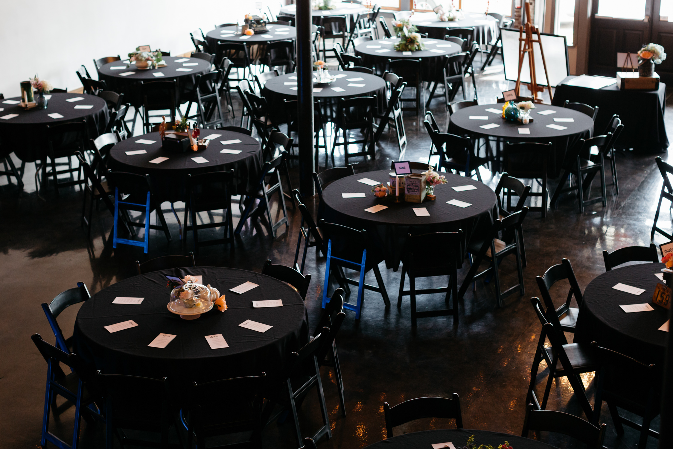 Standard Downtown Knoxville Wedding Venue Central Avenue Happy Holler Reception Table Rentals