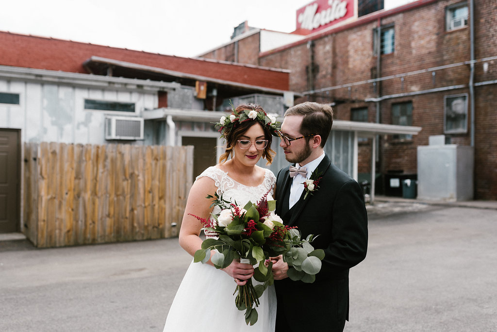 Standard Downtown Knoxville Wedding Venue Urban