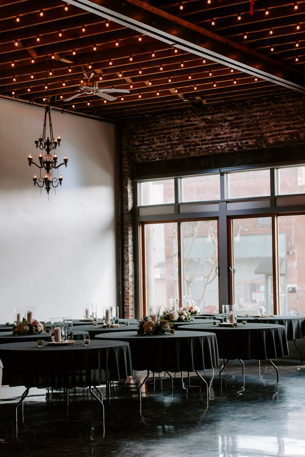 Standard Downtown Knoxville Wedding Venue Reception