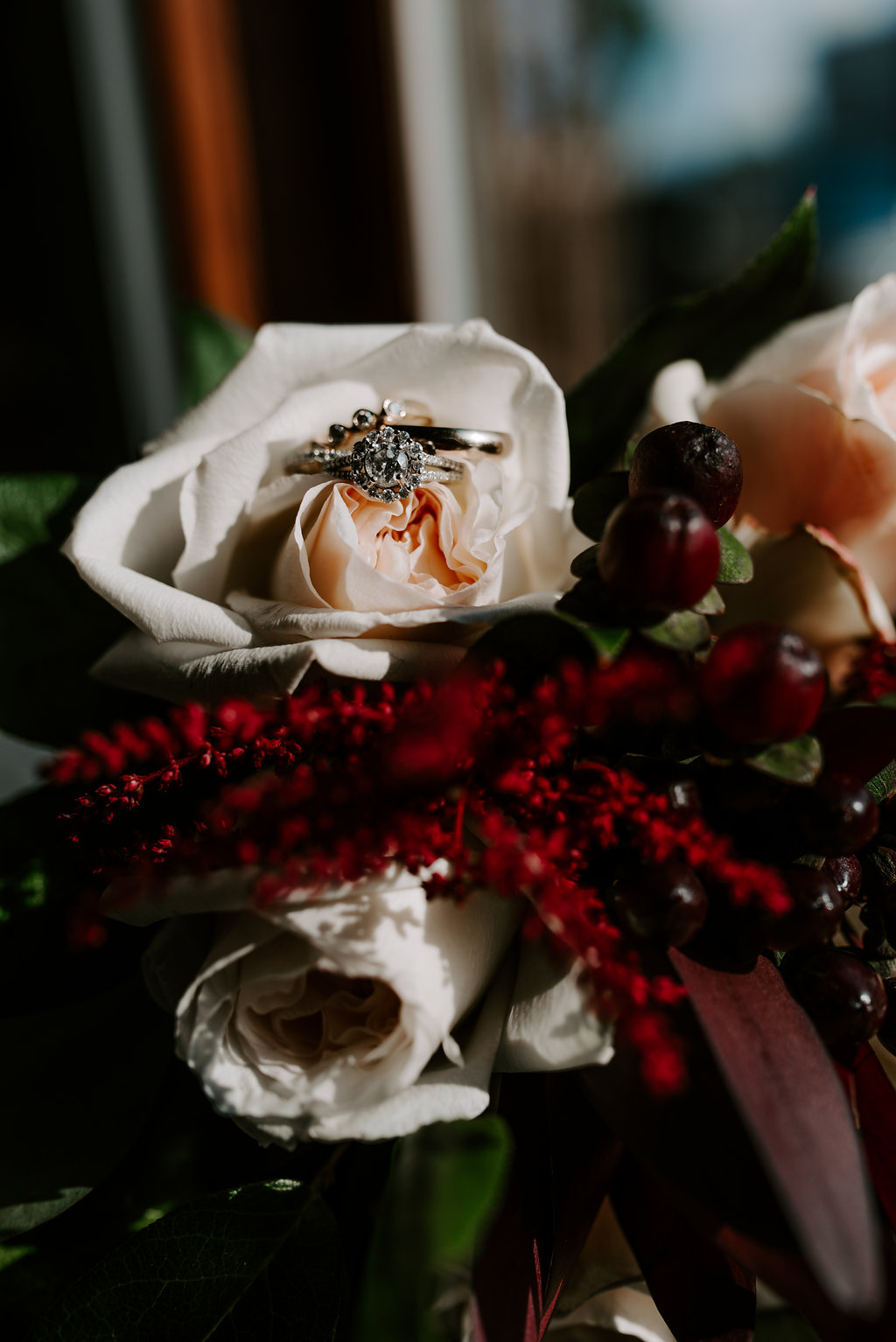 Standard Downtown Knoxville Wedding Venue Bouquet