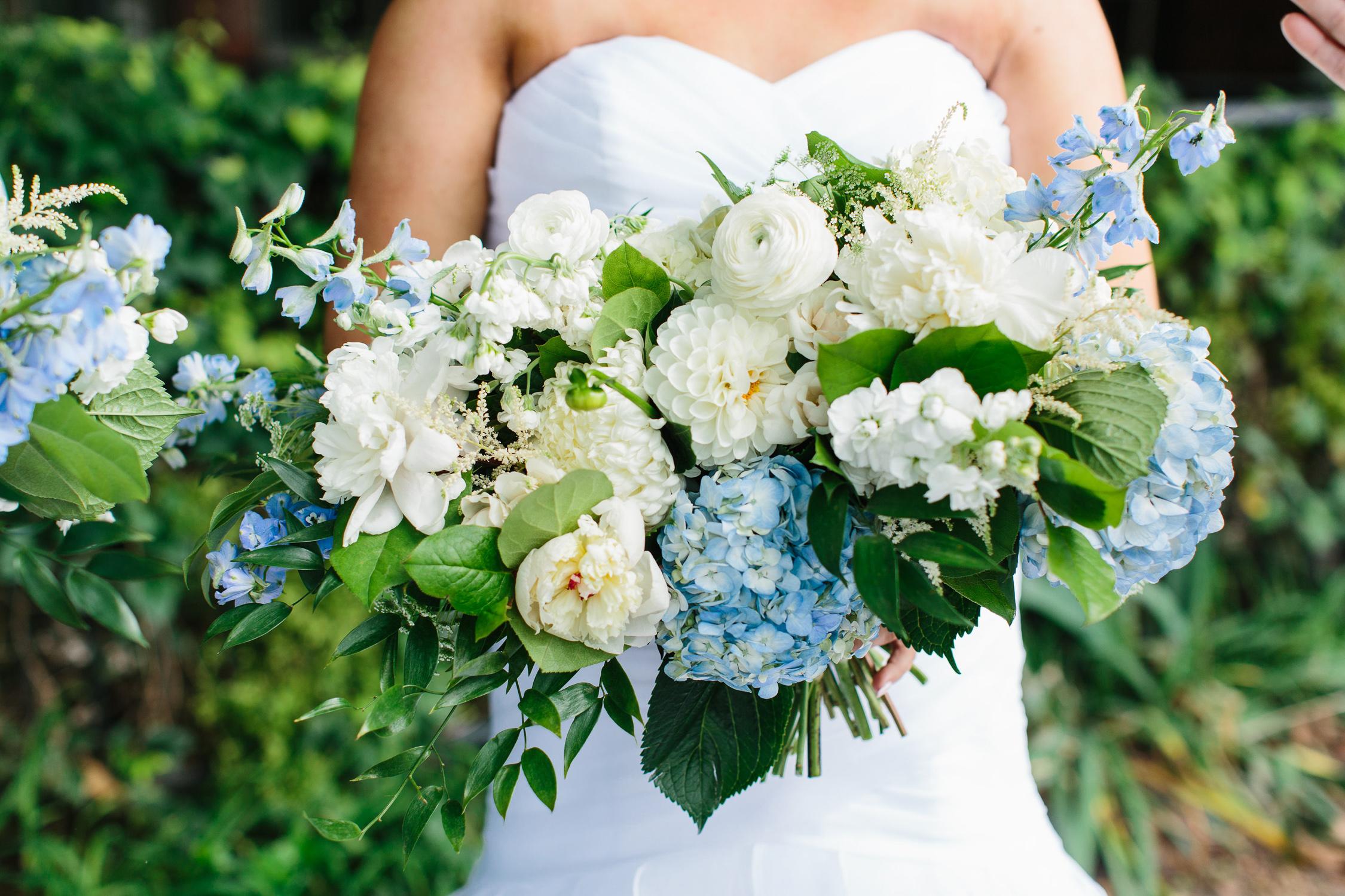 Knoxville Botanical Wedding