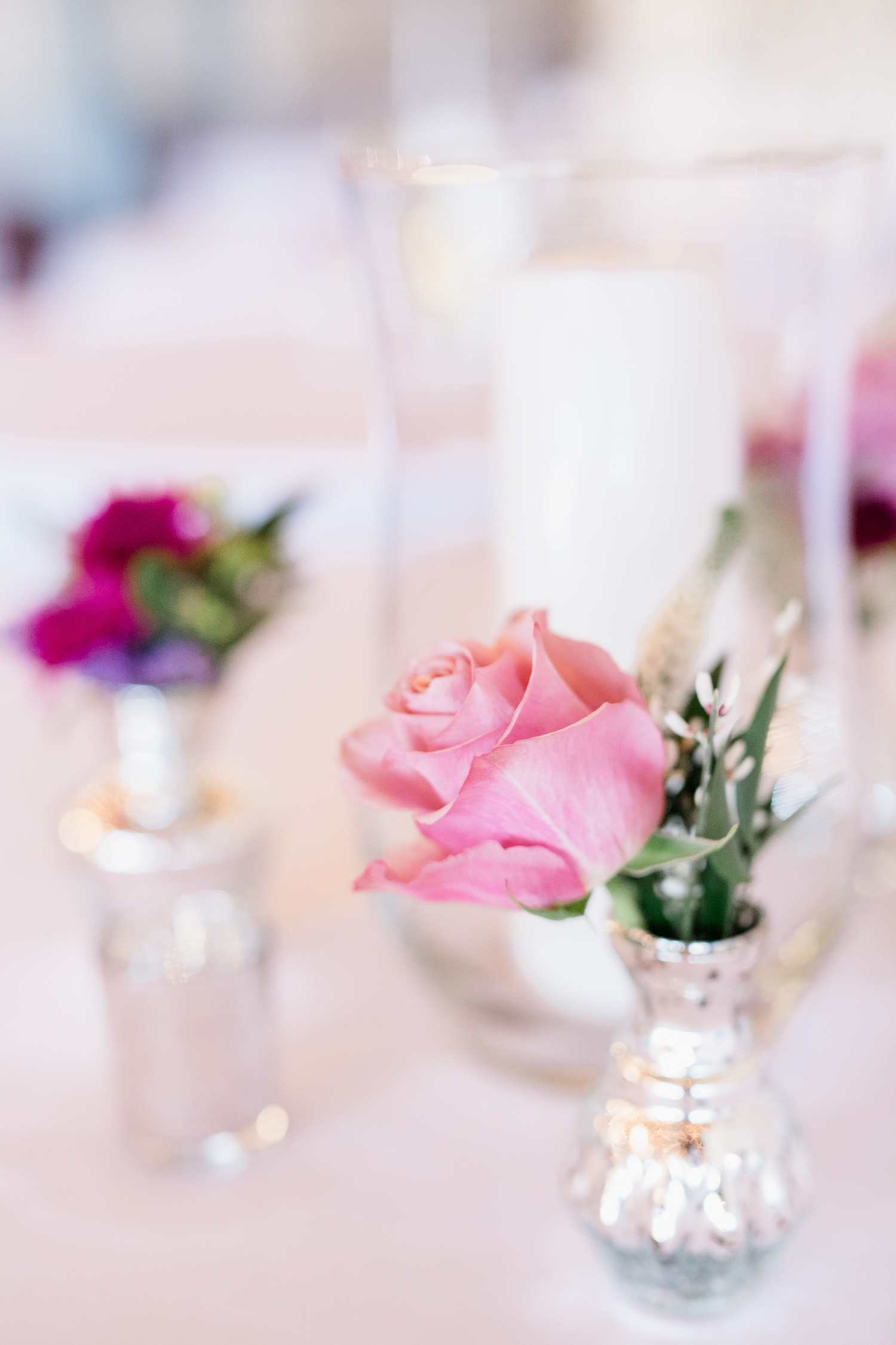 Downtown Knoxville Wedding Venue // Central Avenue Reception // Relix Knoxville Floral Design